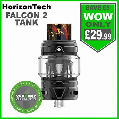 Horizontech Falcon 2 Tank Carbon Black