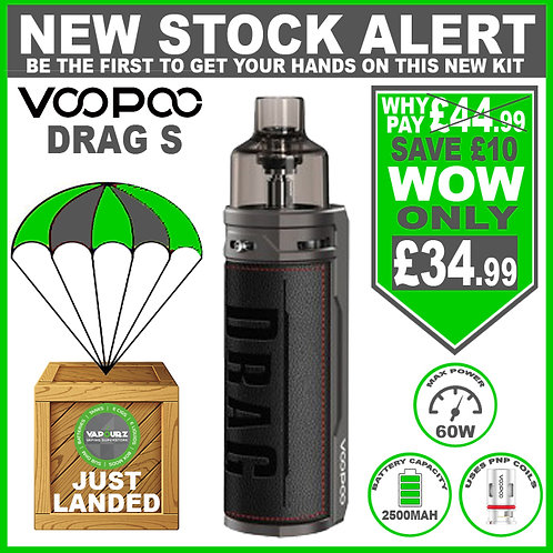 Voopoo Drag S Kit Classic