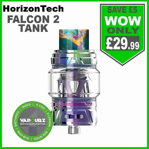 Horizontech Falcon 2 Tank Rainbow
