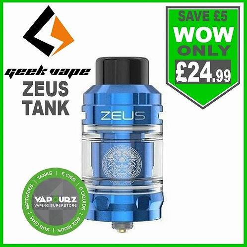 Geek Vape Zeus Tank Blue