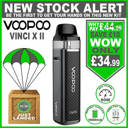 Voopoo Vinci X II Carbon Fibre