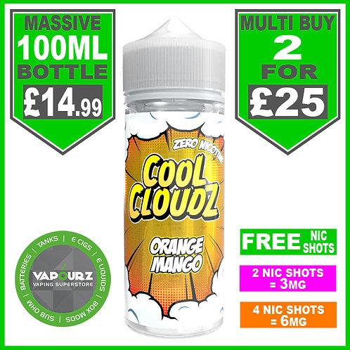 Orange Mango Cool Cloudz 100ml