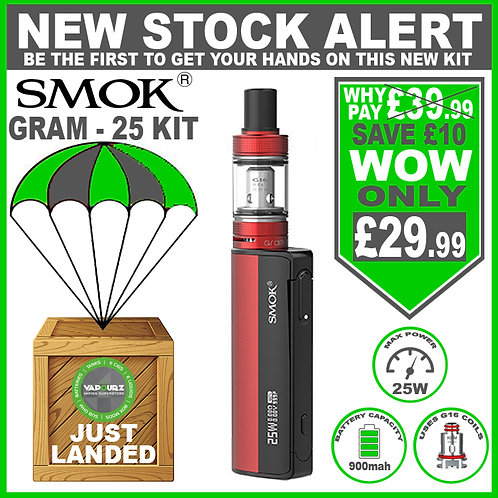 SMOK Gram - 25 Kit Red