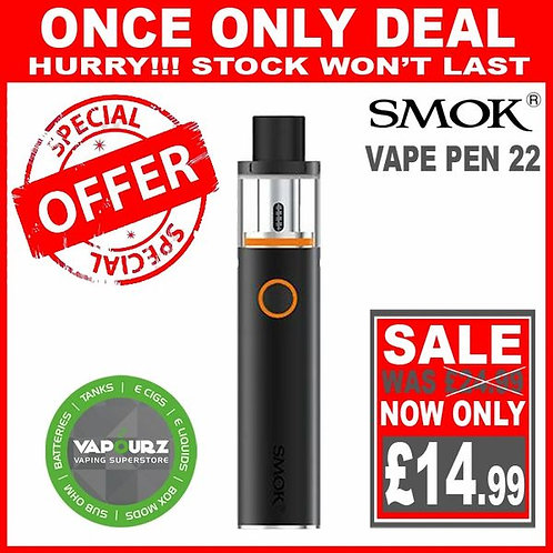 SMOK Vape pen 22 Black