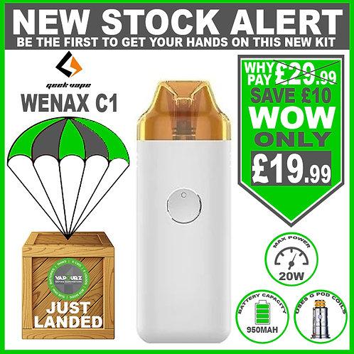 Geekvape Wenax C1 Kit White