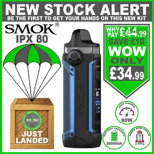 SMOK IPX 80 Kit Blue