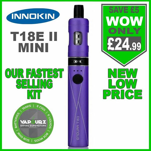 Innokin T18E ii Mini Kit Purple