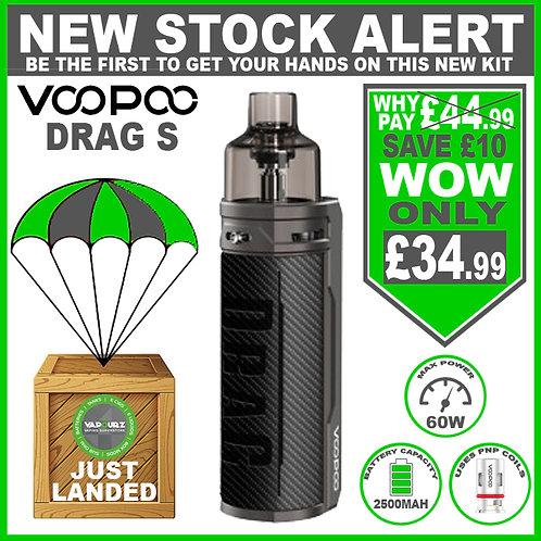 Voopoo Drag S Kit Carbon Fiber