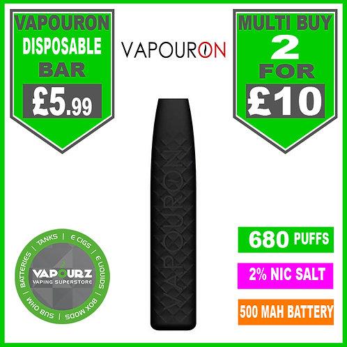Vapouron Mixed Fruit disposeable bar
