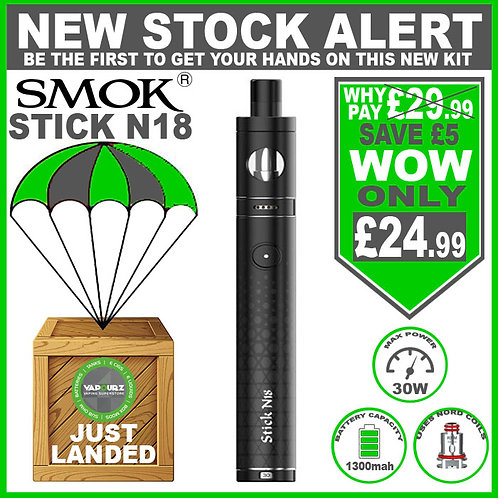 SMOK Stick N18 Black
