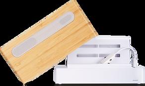 Phone sanitizer, phone sterilizer, phone solarium, phone soap, phone wipes, speaker, soundbox, bamboo,charger, phone stand, phone holder