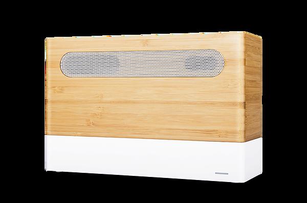 Phone Sanitizer Sterilizer PhoneSolarium Phone sanitizer Phonesoap, bamboo soundbox, bamboo speaker