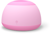 Invisalign Cleaner Mini Ultrasonic Washer for Aligner  Pink colorful