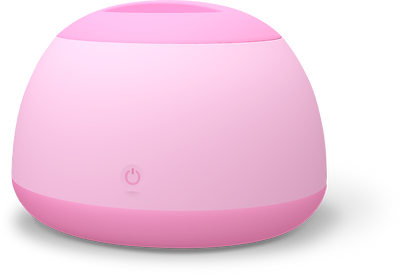 Pink Ultrasonic claener for clear aligner