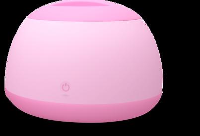 Pink Ultrasonic claener for clear aligner