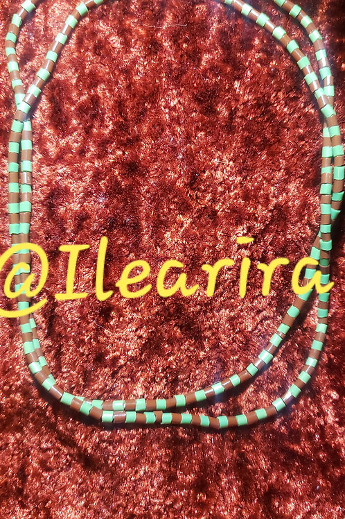 Otutuopon beads ( Small Traditional IFA Beads) 17inches