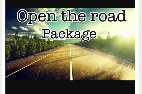 Open the road package
