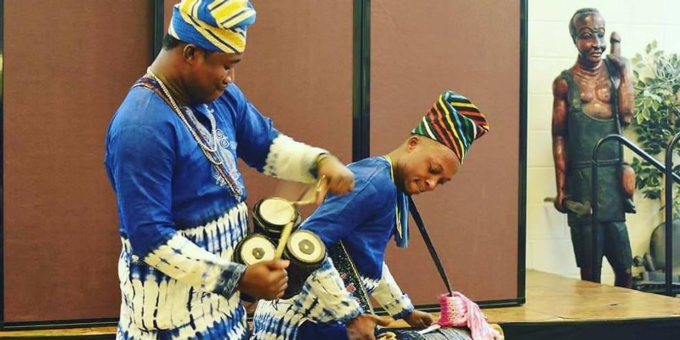 Nigerian Orisa Song & Dance Class Fundraiser