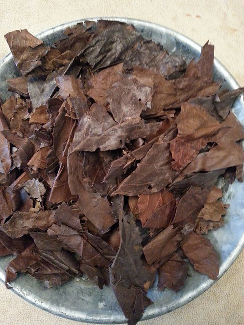 Kenkeleba leaves 1 oz