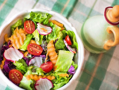 5 Steps To Make The Perfect Weight-Loss Salad Bowl