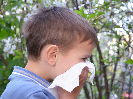 A Paediatrician Explains Cold, Sinusitis & Allergies In Children