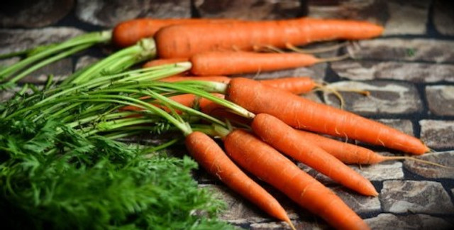 Carrots low calorie foods - Breath And Beats