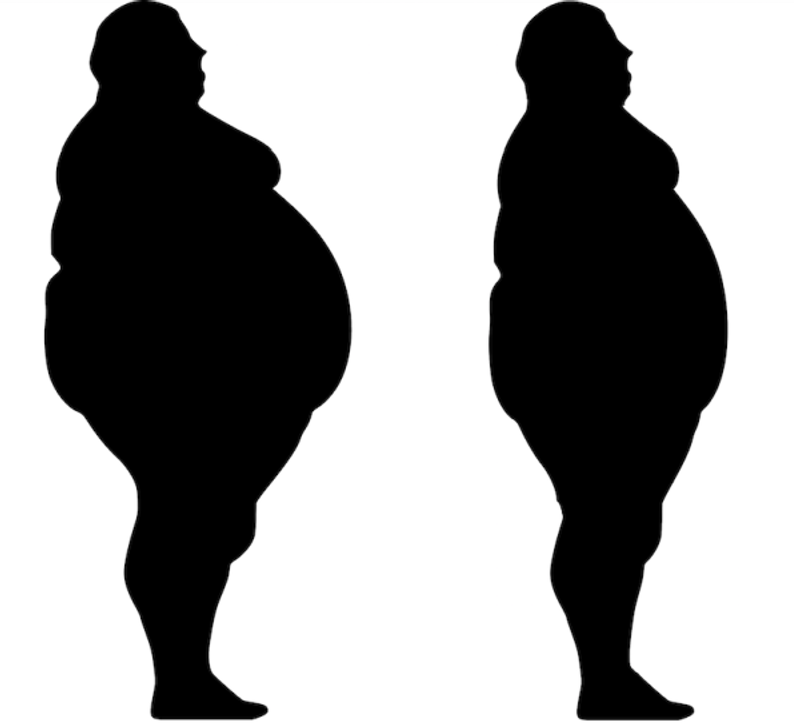 Difference Between Overweight And Obese Obesity Breath And Beats