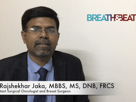 Breast Cancer: An Oncologist's Treatment Plan By Dr. Rajshekhar Jaka