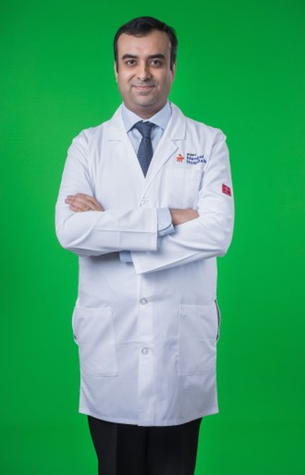 Dr Peush Bajpai Manipal Hospital - Breath And Beats
