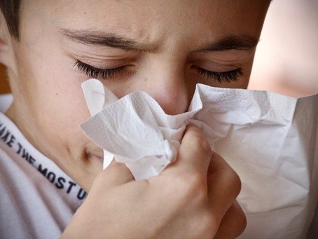 Runny Nose? Headache? Know How To Treat The Common Cold