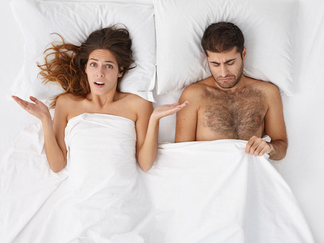 Erectile Dysfunction (ED) Is Not Always Physical