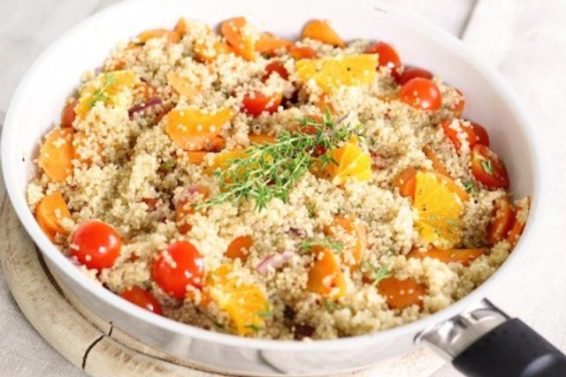 Quinoa pregnancy superfoods - Breath And Beats