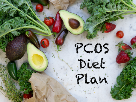4-Point Highly Effective PCOS Diet Plan By A Nutritionist