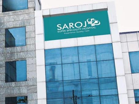 Saroj Super Speciality Hospitals Restarts Its Complete Operations