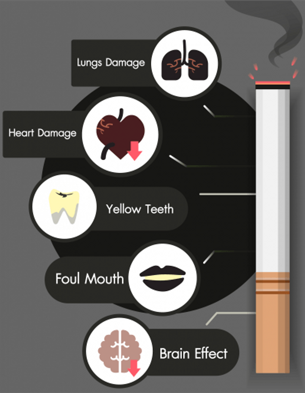 Smoking And Chewing Tobacco Health Effects