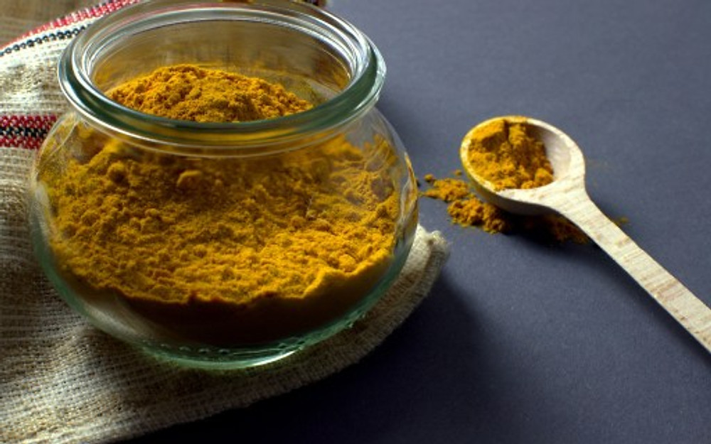 Turmeric superfoods - Breath And Beats
