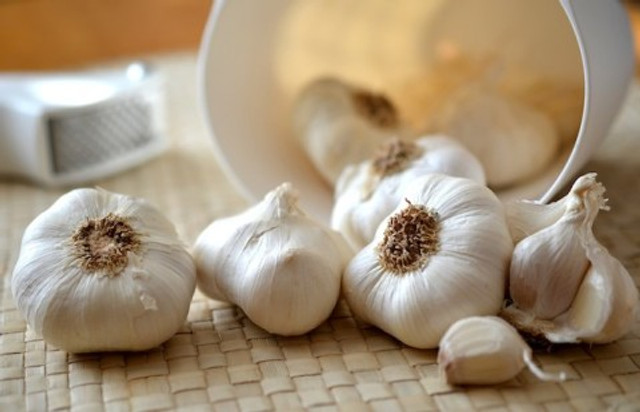 Garlic High Blood Pressure Treatment - Breath And Beats
