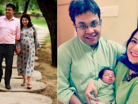 Beautiful Pregnancy Journey Of New Mommy, Divya
