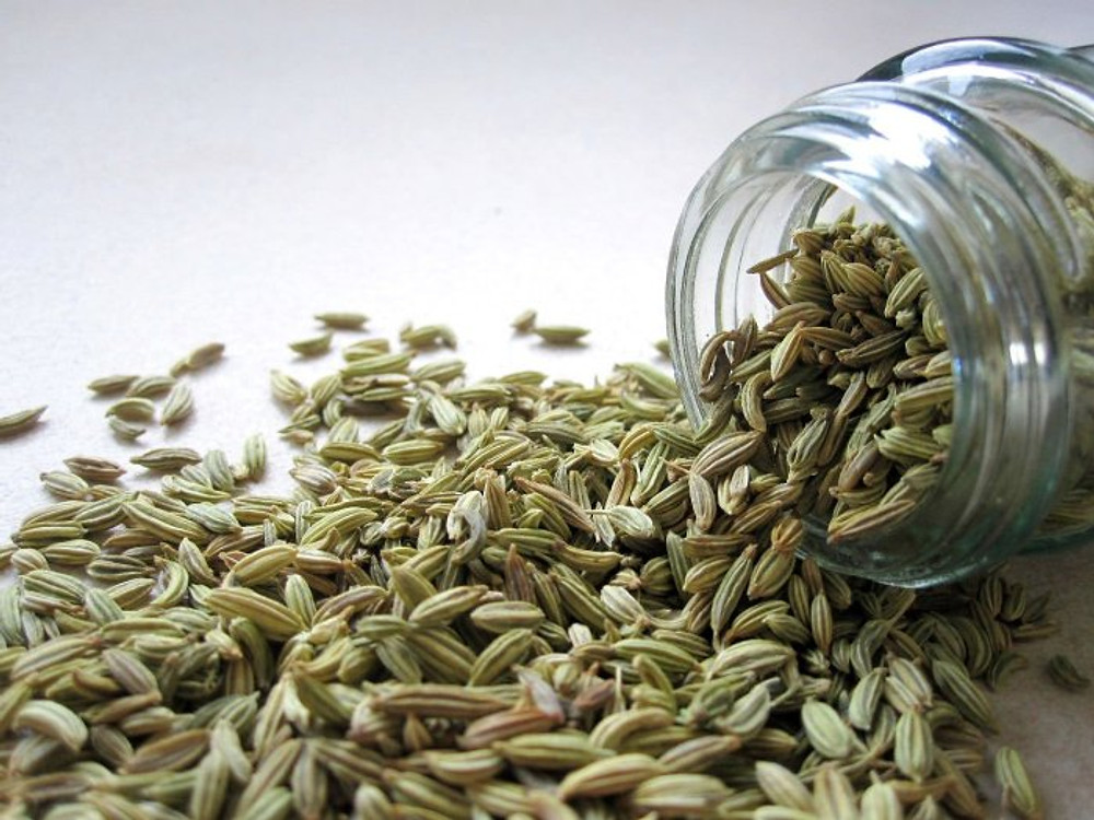 fennel seeds help increase breast milk production - Breath And Beats