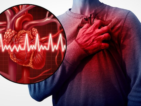 Heart Attack! These Symptoms Indicate It & This First Aid Can Save A Life