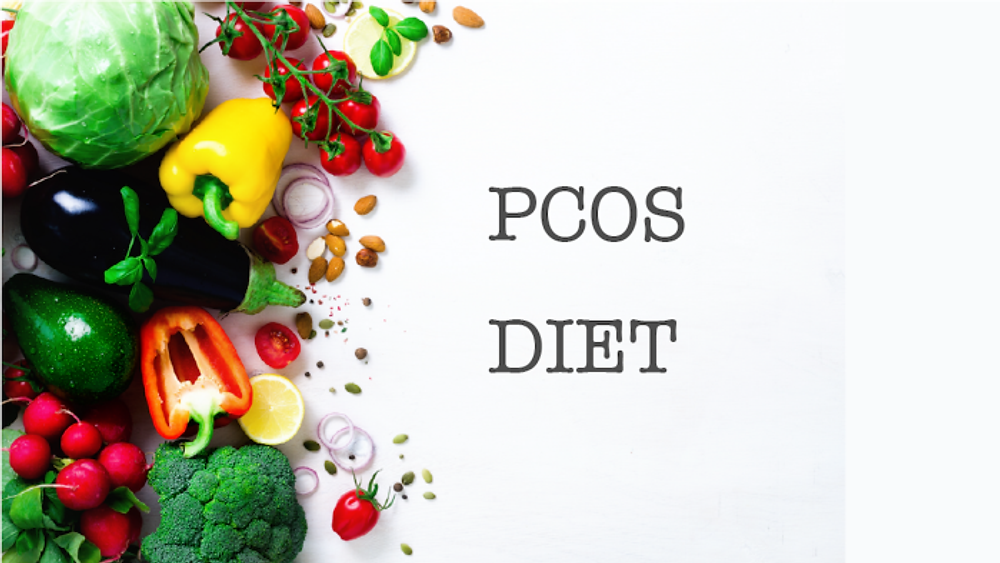 Natural Diet Solutions To Manage PCOD PCOS Symptoms - Breath And Beats