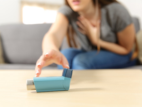 Asthma Attack: First Aid For This Life Threatening Medical Emergency