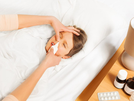 Nasal Sprays: Helping Or Harming Your Kids?