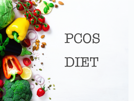 Natural Diet Solutions To Manage PCOS Symptoms