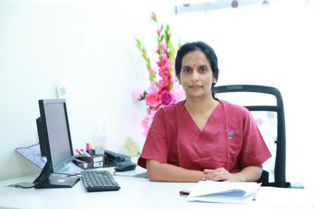 Dr Preethi Reddy Rainbow Fertility Hospital Hyderabad  - Breath And Beats