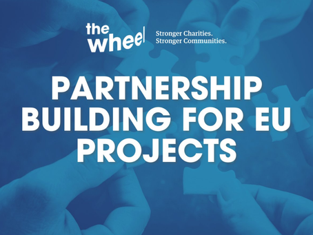 EVENT: Partnership Building for EU Projects (Online Workshop)