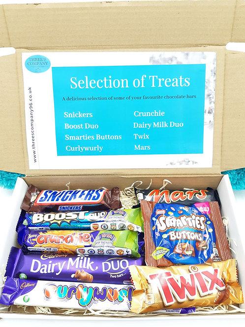 Selection of Treats