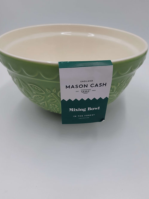 Mason Cash In The Forest Green mixing bowl 21cm