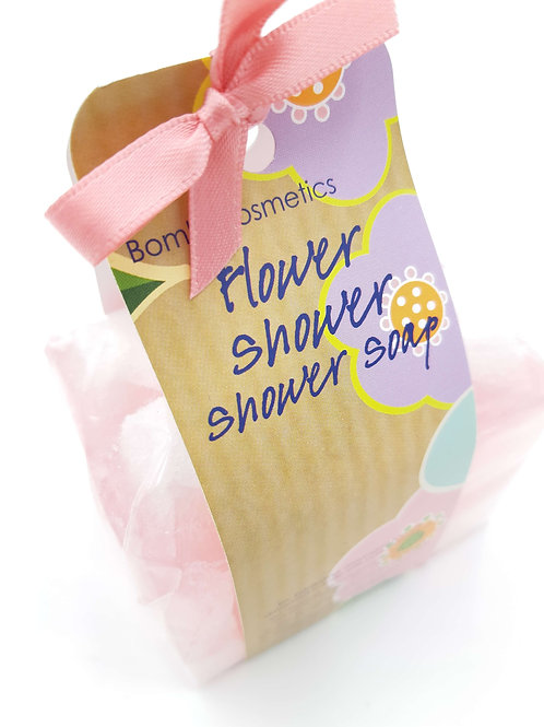 Bomb Cosmetics Soap Shower (Flower)