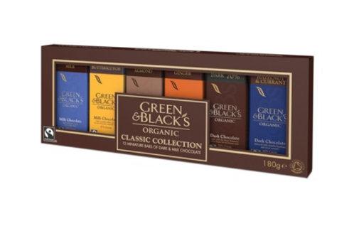 Chocolate (Green and Blacks) Multi Pack
